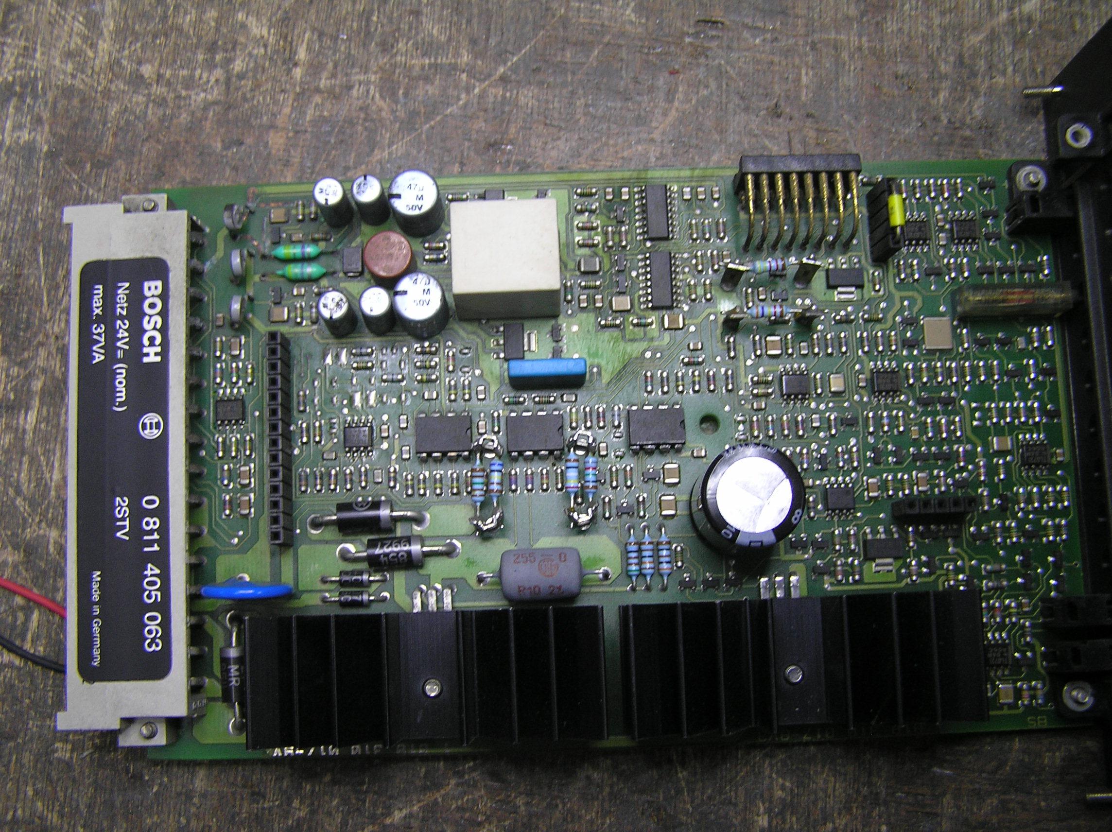 Bosch Rexroth Amplifier